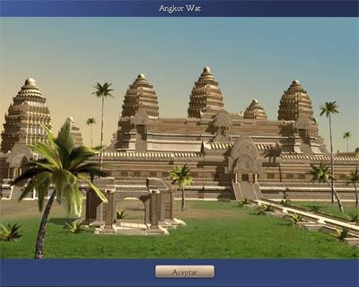 Angkor Wat, en el CivilizationIV