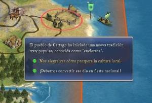 Encierros en Cartago