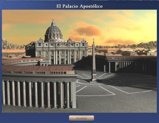 El Palacio Apostólico
