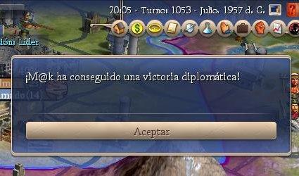 Victoria diplomática